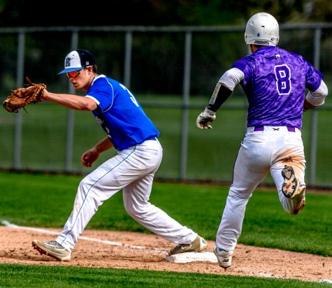 ECC Men's Baseball versus McHenry CC