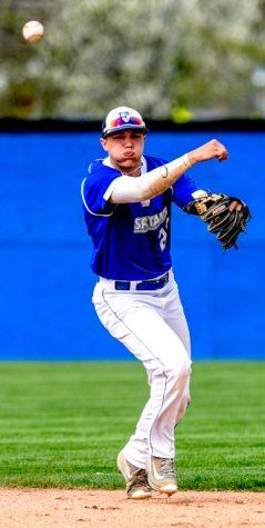 Men's Baseball versus Prairie State College