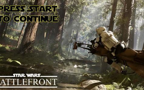 Press Start To Continue: Star Wars Battlefront