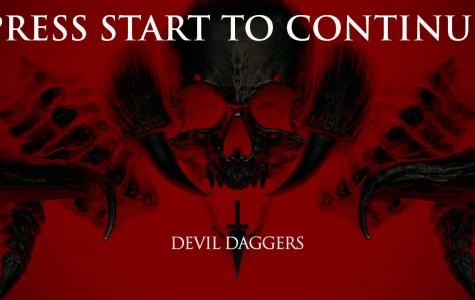 Press Start to Continue: Devil Daggers