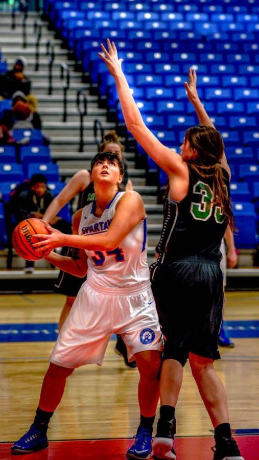 ECC Women's Basketball ends rough season