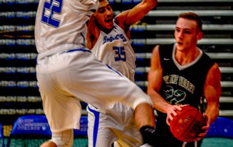 ECC Men's Basketball roll into playoffs with major win