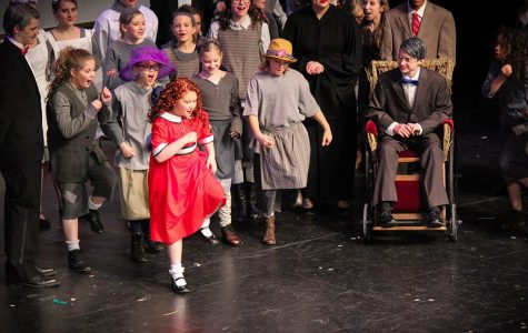 Little Orphan Annie Hits The ECC Blizzard Theatre
