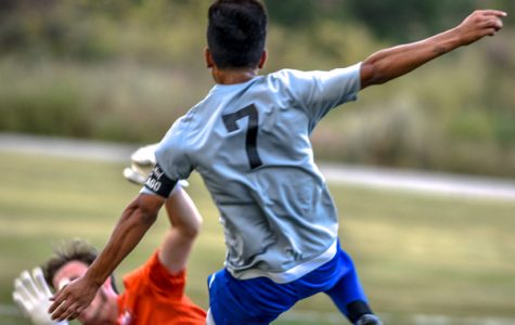 Ricardo Nava scored against McHenry  County College