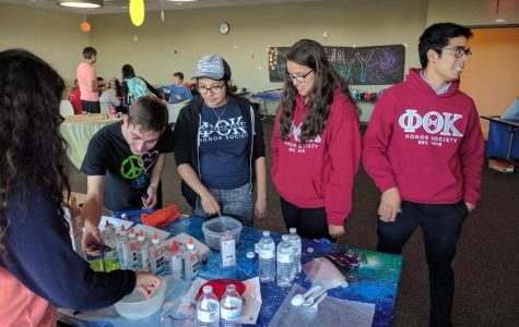 ECC Clubs fill up 'space' with NASA themed activities