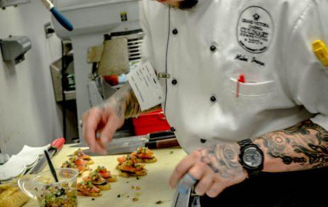 ECC students cook-off at Grand Victoria Casino