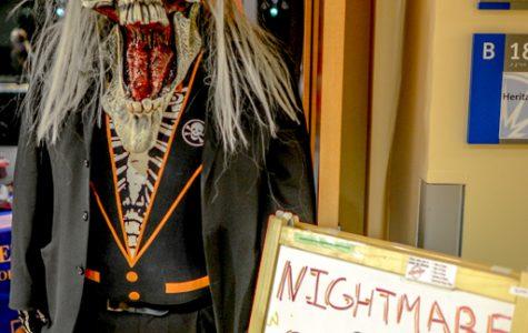Phi Theta Kappa hosts Nightmare on Spartan Drive