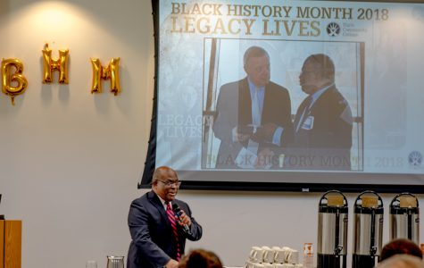 Black History Month kicks off with annual breakfast