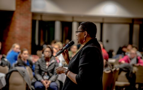 Targets of Hate event explores issues of racism and incarceration in America