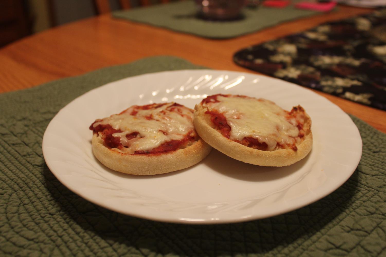 English Muffin Pizzas