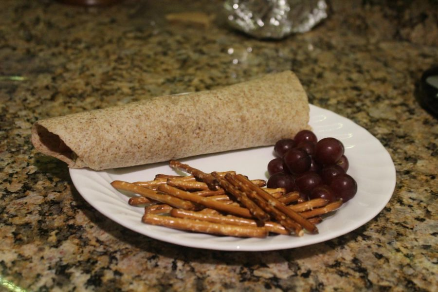 Healthy and Delicious Chicken Wraps