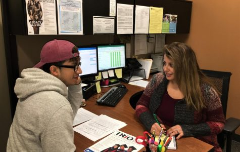 TRiO Programs helping students succeed in college