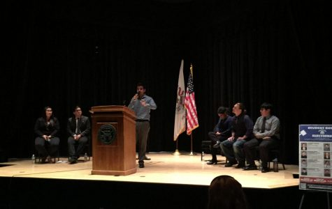 Student Government holds town hall meeting before student body elections