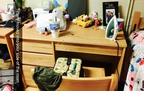 The disasters of dorm life