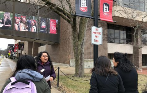 Students and staff at ECC give their insight on college visits