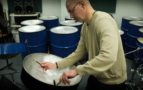 Steve Butters: A teacher who beats to the drum of students' hearts