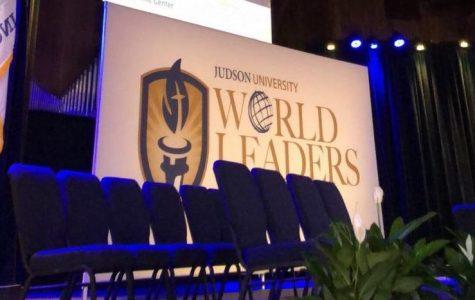 World Leaders Forum welcomes ECC student leaders
