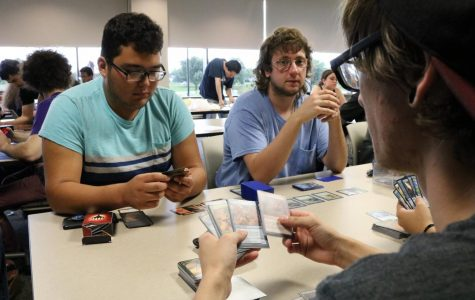 Gamers Unite for Magic: The Gathering Tournament