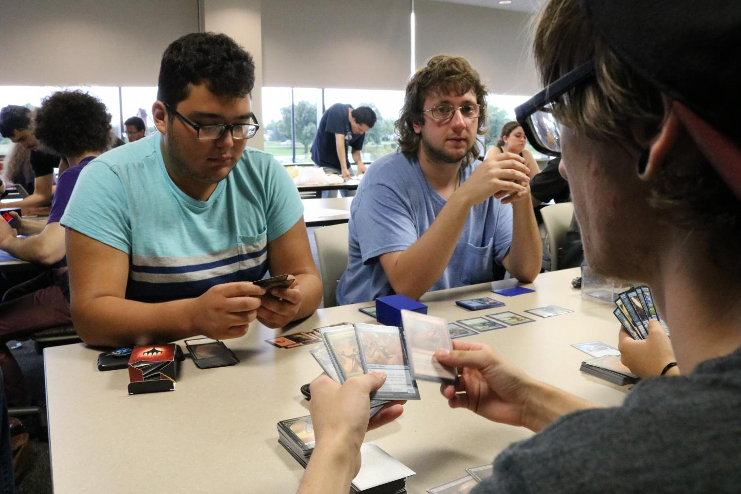 Gamers make their next move in Magic: The Gathering