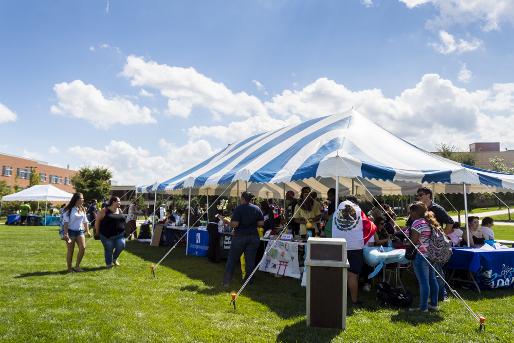 Involvement Expo & Food Truck Day September 5th, 2018