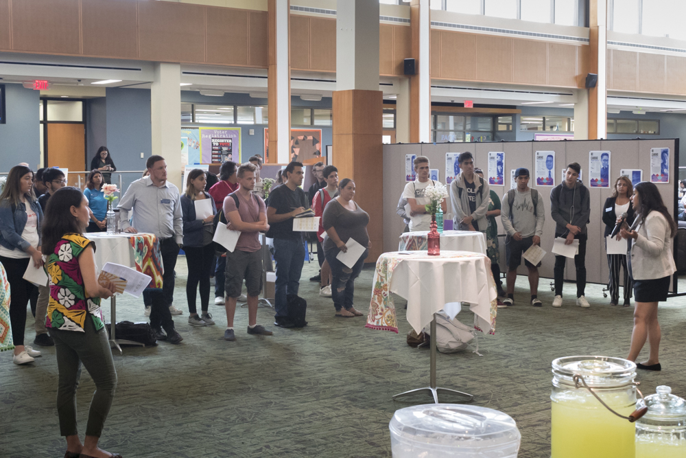 Prominent Latinx leaders helping students get connected and finding a path to success at the Latinx Conexión - Cultivando Semillas on Wednesday, September 19.