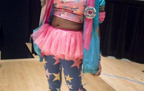 "ECC invites Kamilah Jones to speak about her clothing line, ""Hard Decora"""