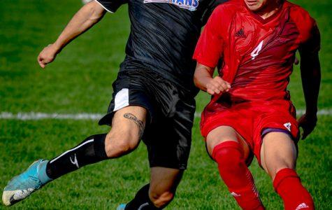 ECC Men's soccer ends regular season and head into playoffs confident
