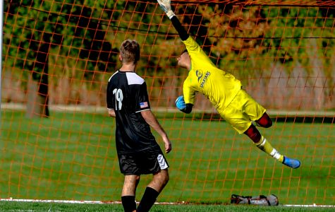 ECC Men's soccer fall to Waubonsee Chiefs