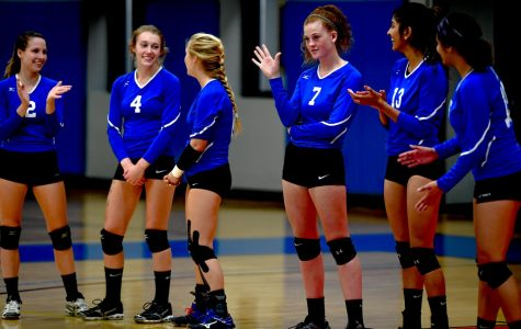 Although coming up short against McHenry 0-3, women's volleyball plans to finish season strong