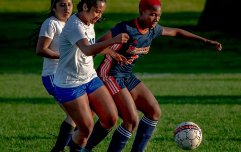 ECC Lady spartans engage the Panthers of Morton College in Soccer October 3.