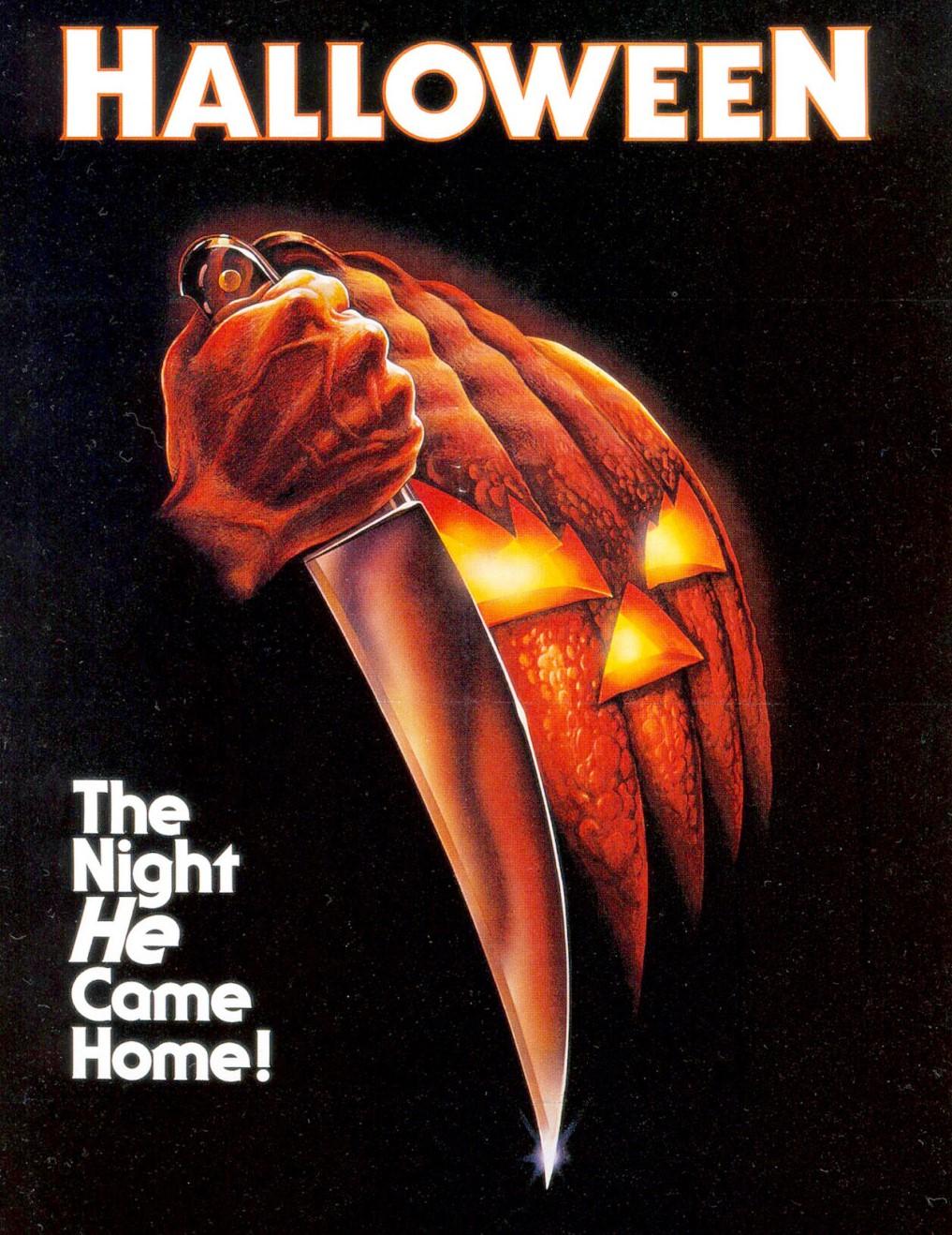Halloween (1978), directed by John Carpenter