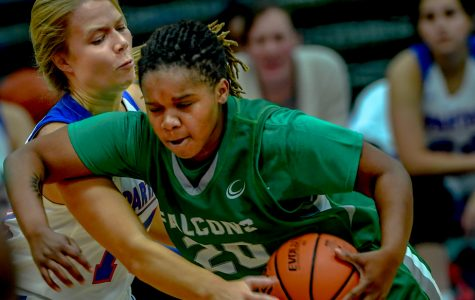 Lady Spartans persevere to beat Truman College
