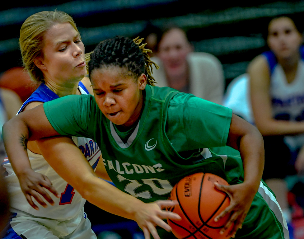 Lady Spartans defeat Truman to bring record to 7 -1