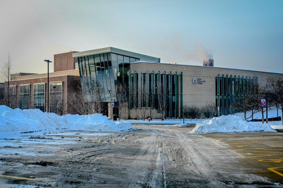 Due to hazardous weather conditions ECC was shut down Jan. 29 to Jan. 31