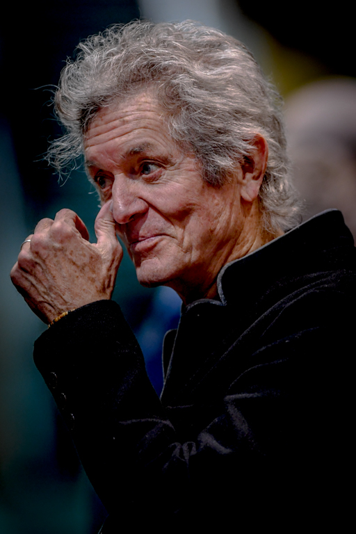 Rodney Crowell live at the Blizzard Auditorium.