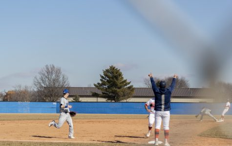 ECC's baseball loses their first home game of the season against Morton College 0-3 on Friday, March 22.