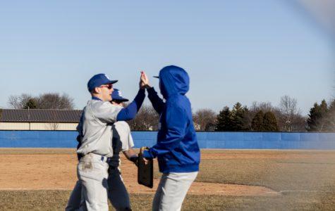 ECC baseball team prepares for season
