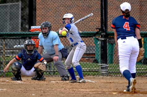 Lady Spartans blow out Morton College in doubleheader