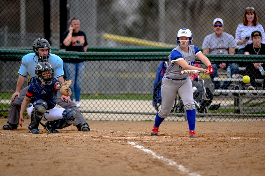 The+Lady+Spartans+defeat+Morton+College+21-0%2C+19-3+in+doubleheader+on+April+3.