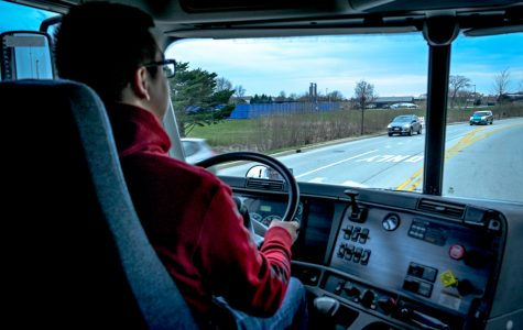 ECC truck driving program aims to offer students good future career