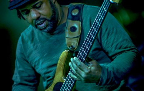 Victor Wooten live at the Blizzard Theater