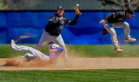 ECC baseball wins 4-3 against College of DuPage