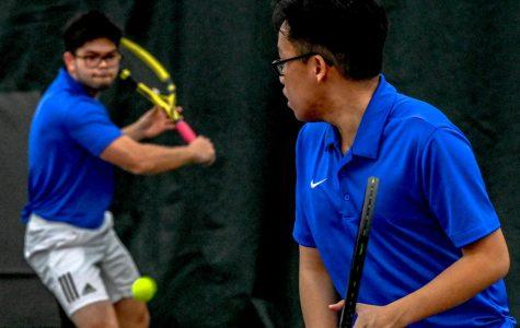 ECC men's tennis team starts season