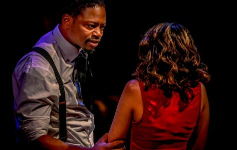 """Antigone"" at the Second Space Theater"