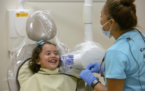 Free Dental Screenings Offered at ECC