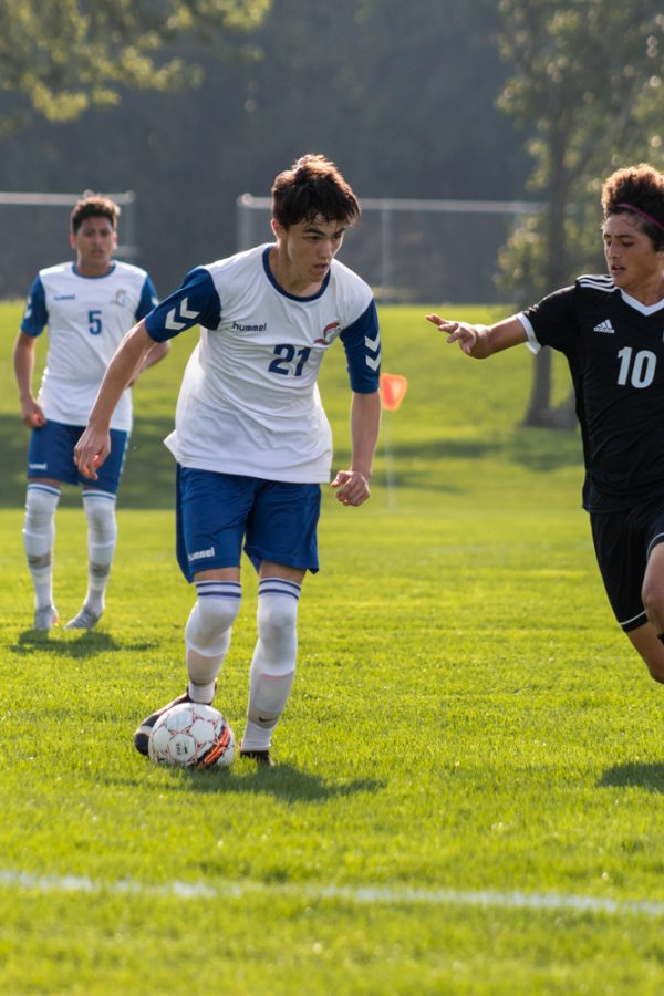 Elgin+Community+College+loses+2-1+against+Moraine+Valley+Community+College+in+men%27s+soccer+on+Sept.+17.