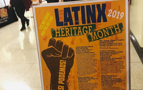 Latinx Heritage Month promotes Hispanic Serving Institutions