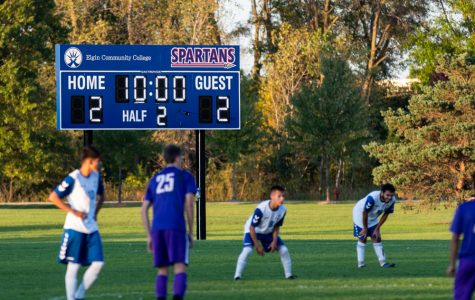 Spartans lose 3-2 in double-overtime