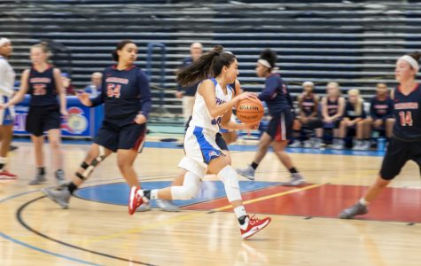 Lady Spartans basketball lose their home game against Carl Sandburg College