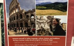 Let's go take a trip. Italy study abroad program at ECC